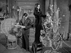 The Addams Family Xmas